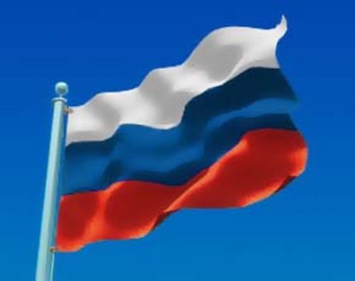рисунок флага россии